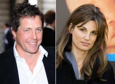 hugh grant girlfriend