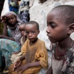 Fakia has suffered a similar fate. Having lost her two-year-old daughter the previous day, she now watches her remaining children's health deteriorate. Traumatised, she says that she does not know how long she has been here, living just 1km from the very fluid frontline of fighting in Mogadishu.