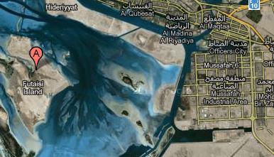 Hamad Island Maps
