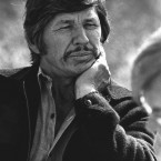 Devoted Charles Bronson fan Audrey Jean Knauer left her $300,000 estate to the actor when she died in 1997. Her sister contested the will, which was written on a list of emergency phone numbers, but the money did go to Bronson, who then donated it to charity (AP Photo)