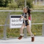 Brookfield Dance Academy member Corina Boud (11) Pic: Photocall Ireland