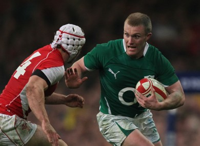 Earls started every game during Ireland's most recent Six Nations campaign.