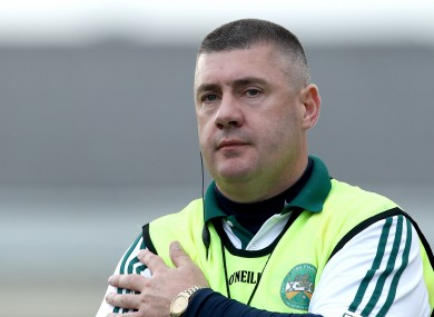 Cribbin praised his side's character following their win over Monaghan.