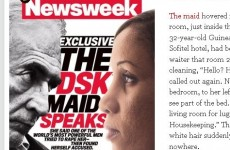 DSK maid goes public with her story
