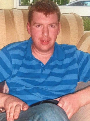 Seamus Tynan, 29, is missing