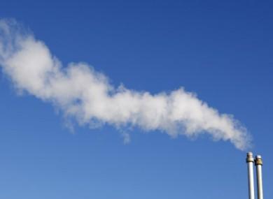 File photo: incinerator in Portsmouth, UK.