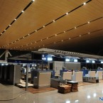 Inside the airport as construction continues. (Image via Newkma.com)