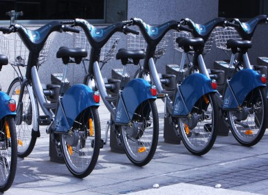 Dublin Bikes, soon to be Galway Bikes?