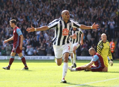 Odemwingie is one of thr