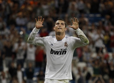 Cristiano Ronaldo: confirmed fan of deficit spending and...