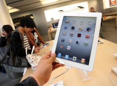 File photo: The iPad 2