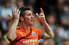 Newcastle tell Joey Barton he can leave for free