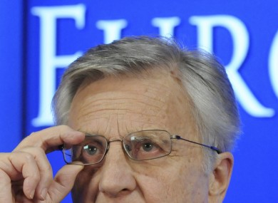 Jean-Claude Trichet's ECB continued to wind down its bond-buying last week.