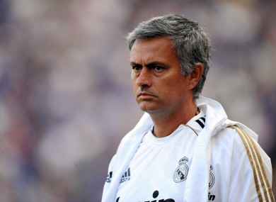 Mourinho could face 12 games on the sidelines if found guilty.