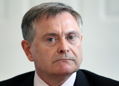 Minister Brendan Howlin has asked his cabinet colleagues to slash spending