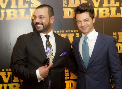 A glitzier premiere in London but Latif Yahia chose Limerick's Omniplex to sit down and enjoy the film.
