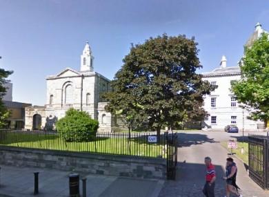The Law Society buildings in Dublin