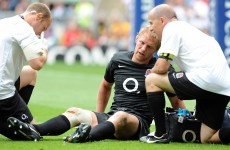 England captain Moody to miss World Cup opener