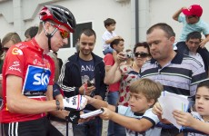 La Vuelta: thirteen proves a lucky number for Albasini and Roche