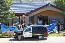 Five dead, including gunman, after Nevada breakfast attack