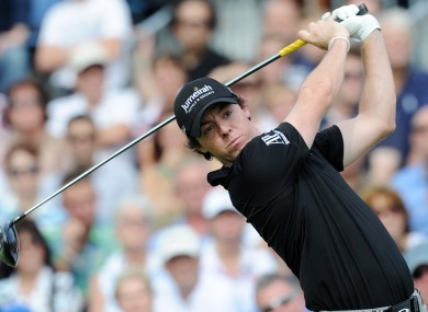 McIlroy was in good form at the KLM Open recently.