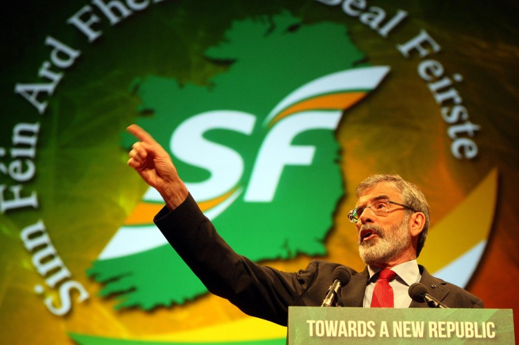 rise of sinn fein essay What were the factors that contributed to the success of sinn fein firstly, the failure and weakness of their opposition, the irish parliamentary party.