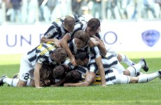 Eurostar: the return of the Old Lady and Borussia's great run ends