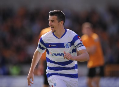 Barton has been in good form since his move to QPR.