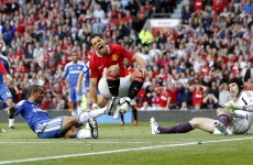 United brush off Hernandez injury scare