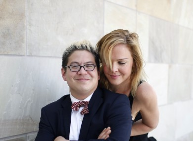 Thomas Lauderdale and Storm Large from Pink Martini