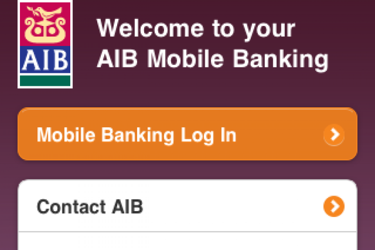 Aib launches phone friendly banking site with apps to come reheart Gallery