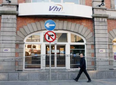 VHI headquarters on Abbey Street, Dublin