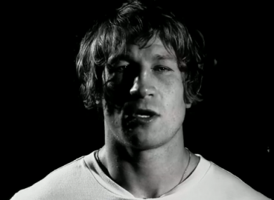 Jerry Flannery, one of the stars supporting the Gaza flotilla.