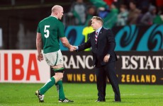 In pictures: Ireland start their World Cup campaign