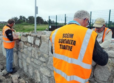 MFG operated the Rural Social Scheme in Galway