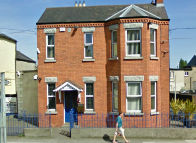 The St Luke's premises on the Lower Drumcondra Road belongs to the Fianna Fáil party, but is part-used by Bertie Ahern as his private office.