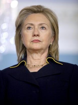 Secretary of State Hillary Rodham Clinton