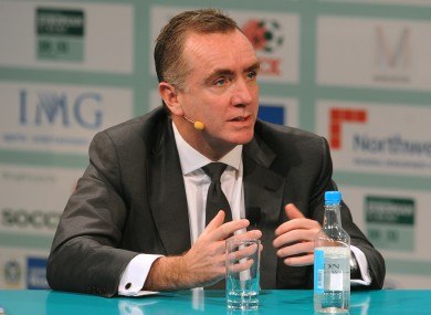 Ayre believes the top Premier League clubs should receive a greater share of the TV income.