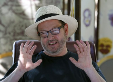 Lars Von Trier said he 'sympathised with Hitler'