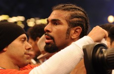 Haye signals his intention to quit – reports
