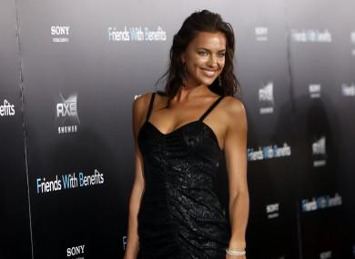 Irina Shayk: Sports Illustrated cover model and Ronaldo's fiancee.