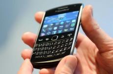 BlackBerry users hit by international network breakdown