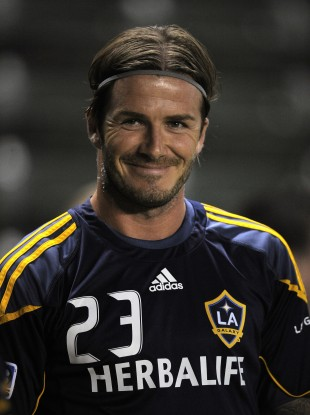 It is widely anticipated that Beckham will leave LA Galaxy at the end of his current deal with the club.