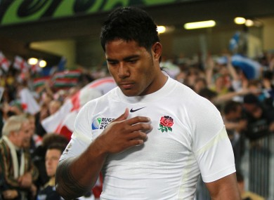 Tuilagi is not the first England player to become embroiled in controversy.