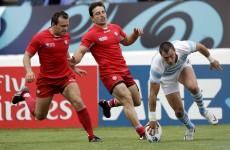 As it happened: Argentina v Georgia