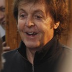 Sir Paul McCartney arriving at his house in St John's Wood, London, before the wedding (David Parry/PA Wire)