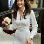 Nancy Shevell after the ceremony (John Stillwell/PA Wire)