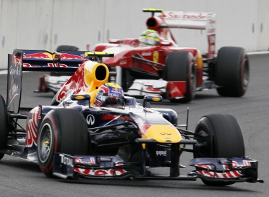 The US last hosted a Formula 1 event in 2007.