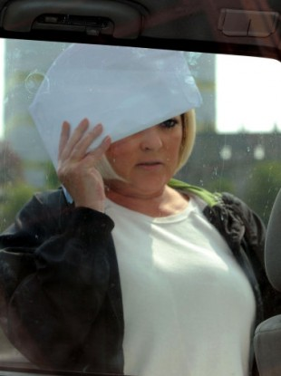 Marai Topp, 44, at Newcastle Crown Court yesterday.