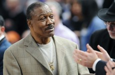 Frazier receiving hospice care after cancer diagnosis